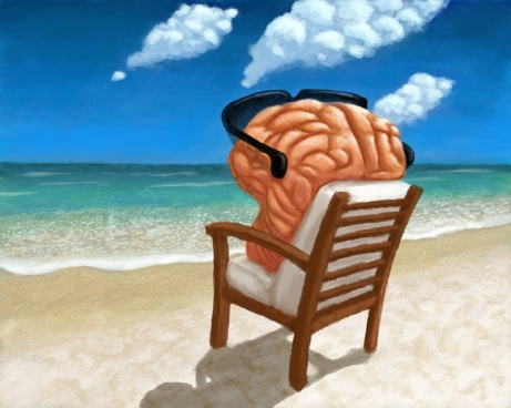 My Brain On Vacation by Jo 1day (http://jo1day.deviantart.com/art/My-Brain-On-Vacation-56050055)