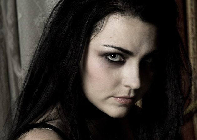 """Singer Amy Lee of the alternative rock/metal band Evanescence, from whose song the title for this week's post is borrowed.  There's something about the grammatical weirdness of the song's name – the fact that, in ending with the subject """"me"""", it serves to emphasizes it – that really resonates with my experiences in this subject."""