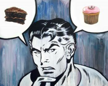Thinking about dessert