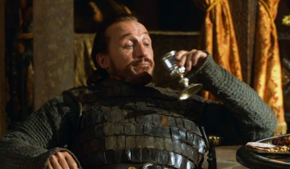 Ser Bronn of the Blackwater
