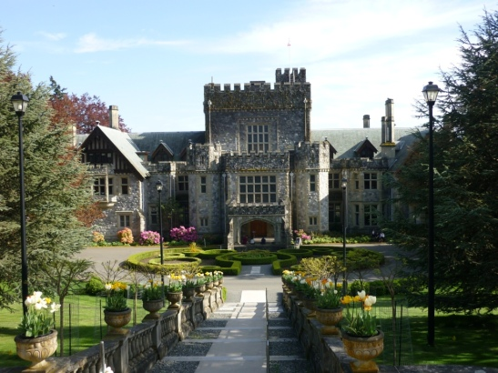 Hatley Castle, Royal Roads University.