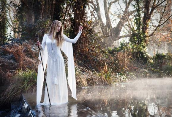 Ravenswing Dress - The Dark Angel Design Company, Photography - Lunaesque