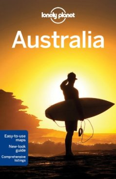Lonely Planet Australia cover