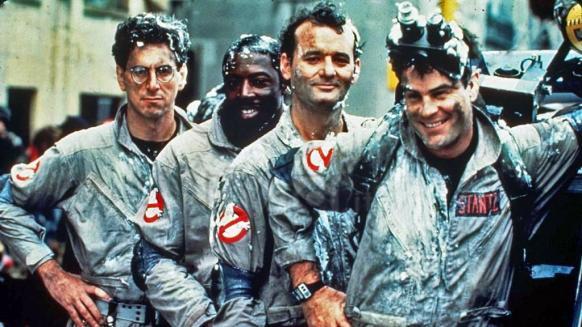 Ghostbusters original cast(1984).