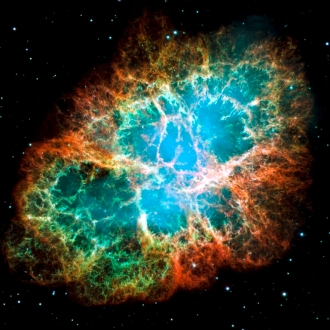Supernova - Crab Nebula