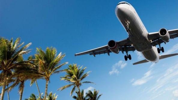 Vacation plane