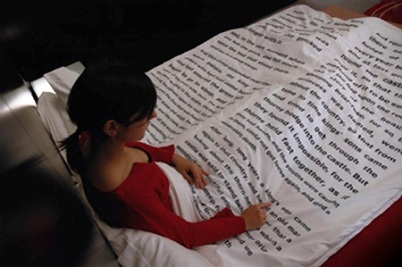 Bedtime story sheets