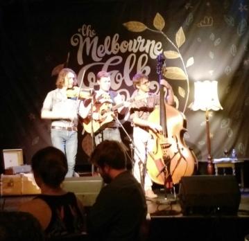 Melbourne Folk Club 2