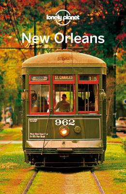 Lonely Planet New Orleans cover