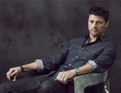 Karl Urban ( because his face not being shown once in Dredd definitely warrants my including his picture)