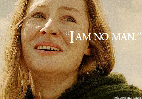 Eowyn - I'm no man 2