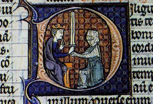 Medieval fealty