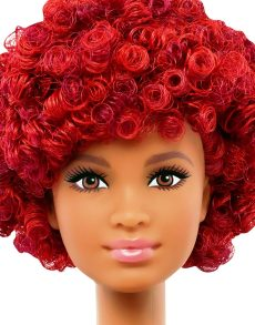 The new face of Barbie: one possible combination