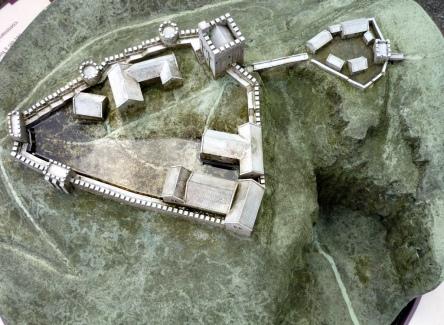 Peak Castle model 2