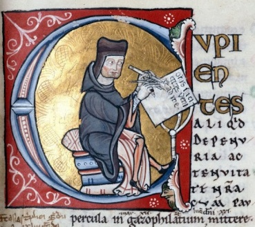 Peter Lombard, a 12th century bishop and theologian