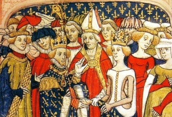 Medieval marriage 3