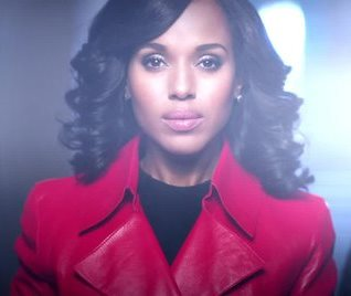 Main character Olivia Pope from Scandal