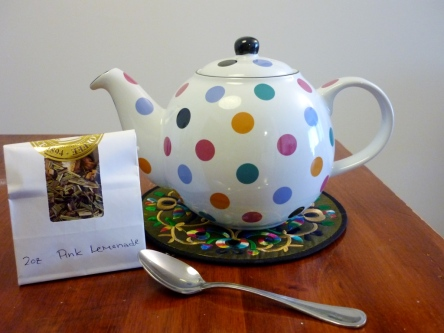 My new teapot!
