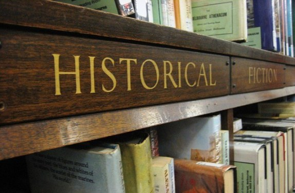 The historical fiction shelf you won't find in most bookstores and libraries