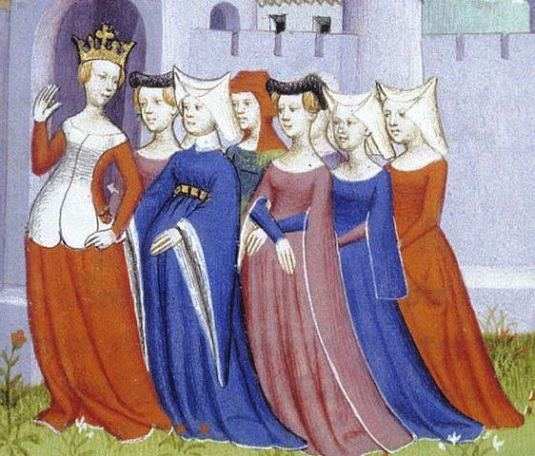 the transforming of women in medieval A not-quite-golden age in 1989, caroline barron famously claimed that the later middle ages was a golden age for women in london because of the many and varied.