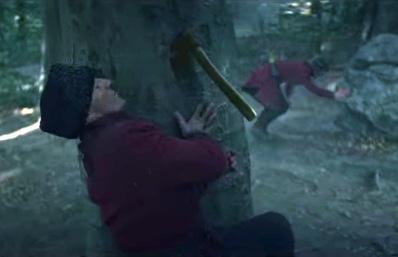 Grisha under attack